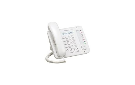 Panasonic KX-DT521 - Tel�fono digital - blanco