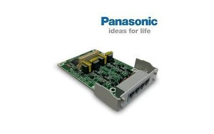 Panasonic - Expansion module - Doorphone 4 ports for HTS32