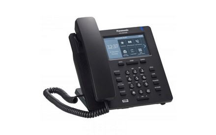 Panasonic - KX-HDV330XB - Executive SIP Phone